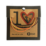 HALLOWEEN One Love Bracelet
