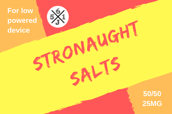 Stronaught Salt