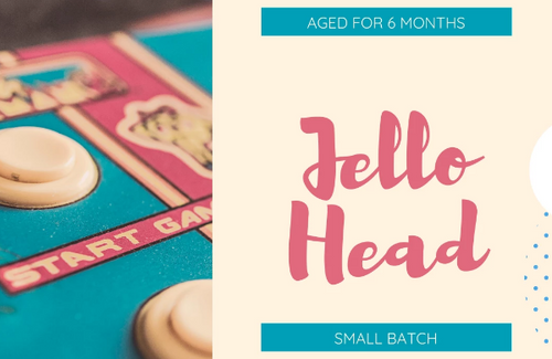 Jello Head Small Batch