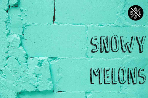 Snowy Melons
