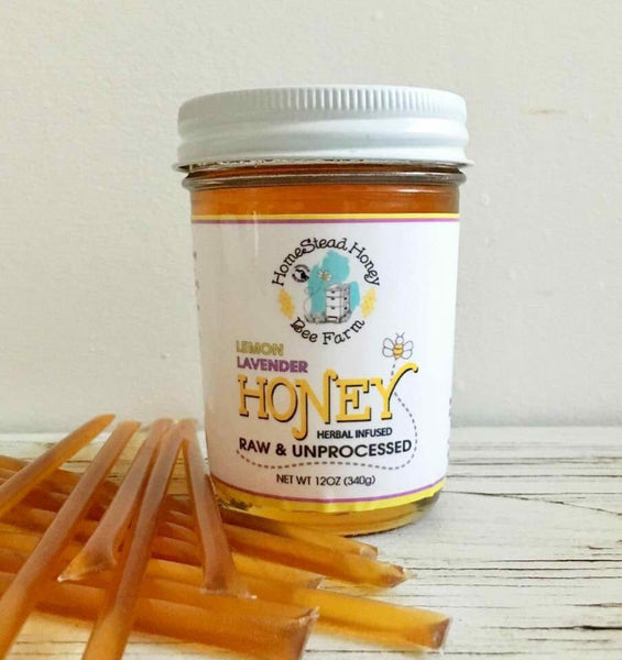 Herbal Infused Honey