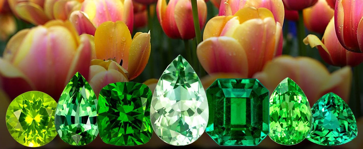 EMERALD - Our May Birthstone Promotion