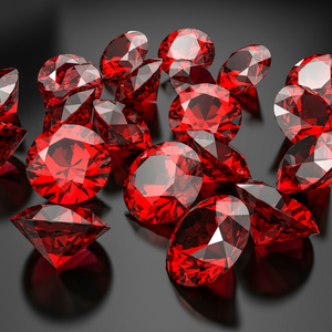Ruby - Our July Birthstone Promotion