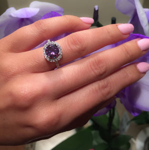 AMETHYST - February Birthstone Promotion