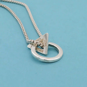 TOGETHER Necklace - T'rente Fine Jewelry