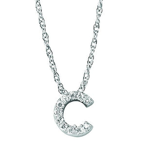 Pendant in 14 Karat Gold and Diamonds - T'rente Fine Jewelry