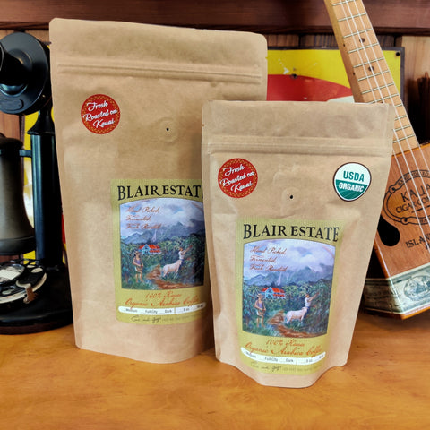 Blair Estate Organic Kauai Coffee
