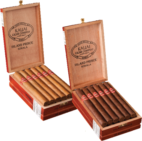 Island Prince Kohala Cigars 18ct. Box