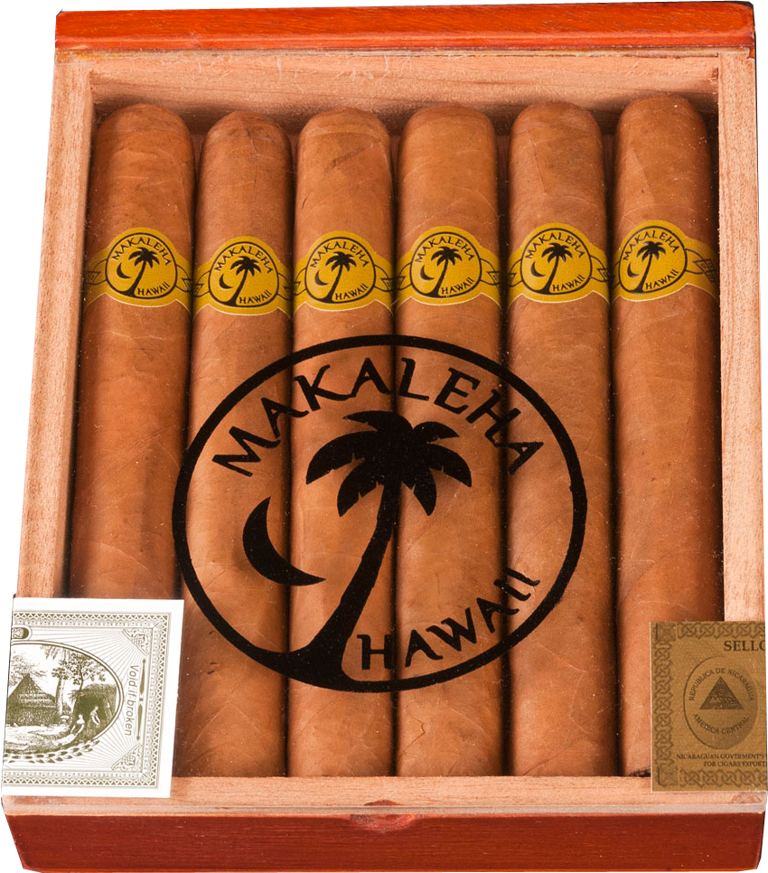Makaleha - Momona Cigar 6ct. Box