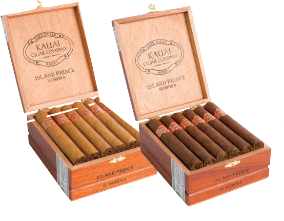 Island Prince Momona Cigars 18ct. Box
