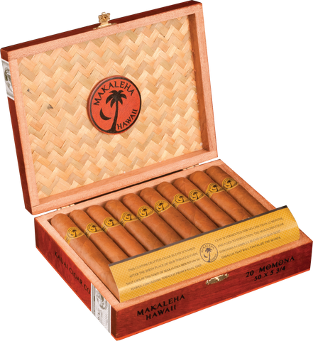 Makaleha - Momona Cigars 20ct. Box