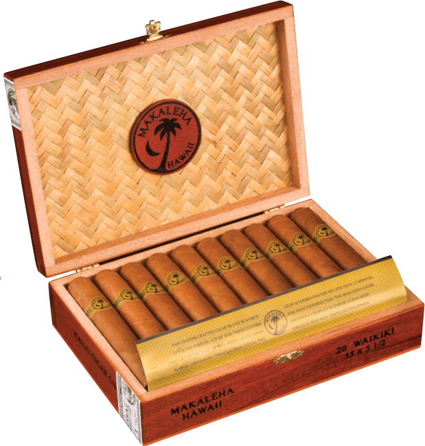 Makaleha - Waikiki Cigars 20ct. Box