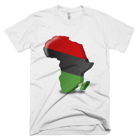 Africa Short Sleeve Men's T-shirt - The TOI Store