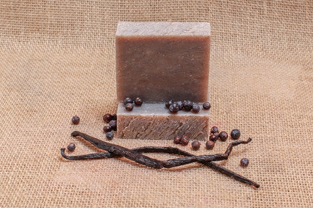 Black Currant Vanilla Certified Natural Soap - The TOI Store - 2