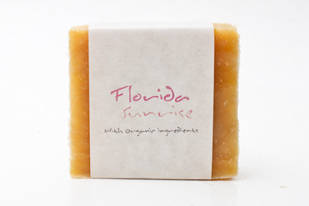 Florida Sunrise Certified Natural Soap - The TOI Store