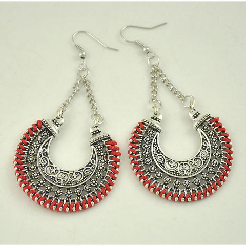 Bohemia Earrings - The TOI Store