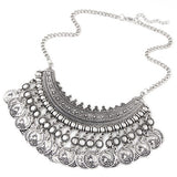 Statement Coin Collar - The TOI Store - 3
