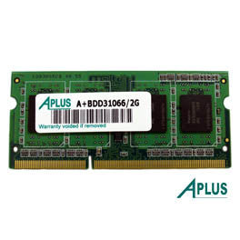 2GB DDR3 1066 SODIMM for Apple iMac (2009), MacBook Pro (2009, Mid 2010), MacBook (2010)