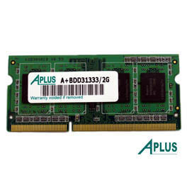 2GB DDR3 1333 SODIMM for Apple iMac (Mid 2010,2011, Late 2011), Mac Mini (Mid 2011), MacBook Pro (2011)