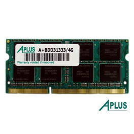 4GB DDR3 1333 SODIMM for Apple iMac (Mid 2010,2011, Late 2011), Mac Mini (Mid 2011), MacBook Pro (2011)