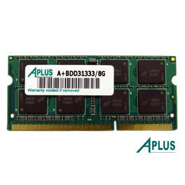8GB DDR3 1333 SODIMM for Apple MacBook Pro (2011), Mac Mini (Mid 2011)