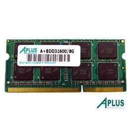 8GB DDR3 1600 SODIMM for Apple MacBook Pro (Mid 2012), iMac (Late 2012 / 2013 / 2014), Mac Mini (Late 2012)