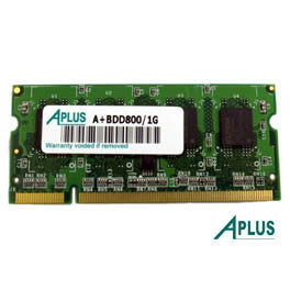 1GB DDR2 800 SODIMM for Apple iMac (2008), MacBook (Mid 2009)