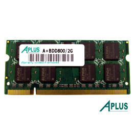 2GB DDR2 800 SODIMM for Apple iMac (2008), MacBook (Mid 2009)