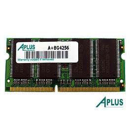 256MB SDRAM PC100 SODIMM for Apple Power Book G4 (Titanium 400, 500, 550)