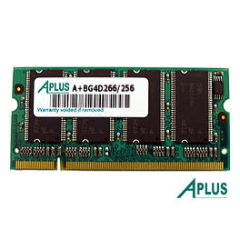 256MB DDR266 SODIMM for Apple iBOOK G4, iMac G4, Power Book G4 12inch