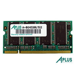 512MB DDR266 SODIMM for Apple iBOOK G4 800MHz / 933MHz / 1GHz / 1.2GHz ,  iMac G4 17inch 1GHz , Power Book G4 12inch
