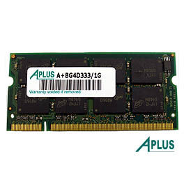 1GB DDR333 SODIMM for Apple iBOOK G4, Power Book G4