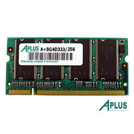 256MB DDR333 SODIMM for Apple iBOOK G4 1.33GHz / 1.42GHz , iMac G4 Flat Panel,  Power Book G4