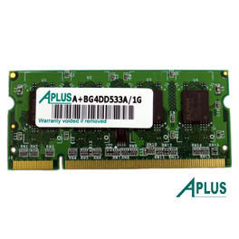1GB DDR2 533 SODIMM for Apple Power Book G4 15-inch / 17-inch 1.67GHz (double layer SD)