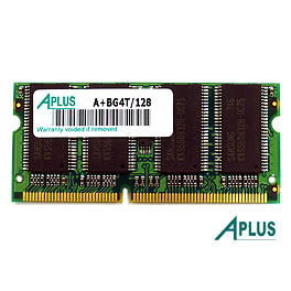 128MB SDRAM PC133 SODIMM for Apple Power Book Titanium 667 / 800 / 867 / 1000