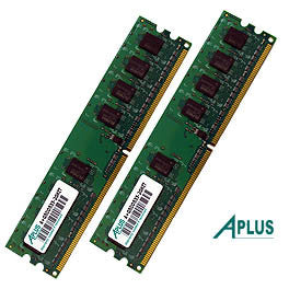 2GB kit (2x1GB) DDR2 533 DIMM Memory for Apple Power Mac G5 Dual core 2GHz / 2.3GHz, Quad 2.5GHz