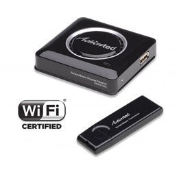 ScreenBeam Wireless Display Kit (USB Transmitter + Receiver)