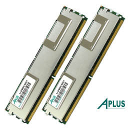 8GB kit (2x4GB) DDR2 667 FB DIMM Memory for Apple Xserve Intel Xeon 2GHz / 2.66GHz / 3GHz