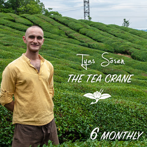 The Tea Crane 6-Monthly Subscription