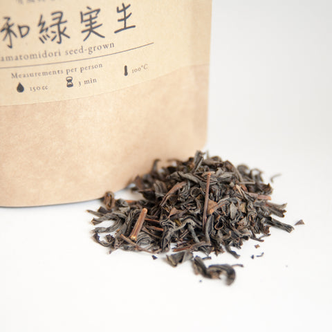 Organic First Flush Seed-grown wa-kocha Black Tea