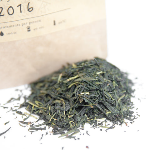 Vintage Mountain Grown Sencha 2016