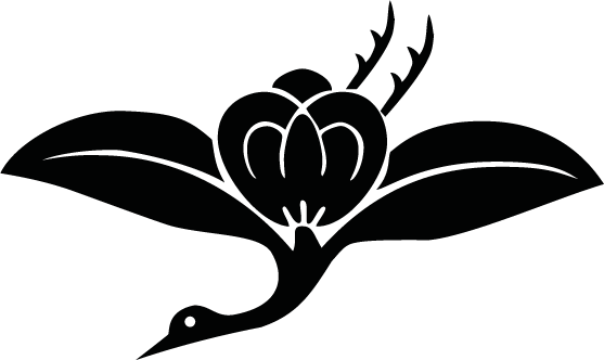 The Tea Crane logo