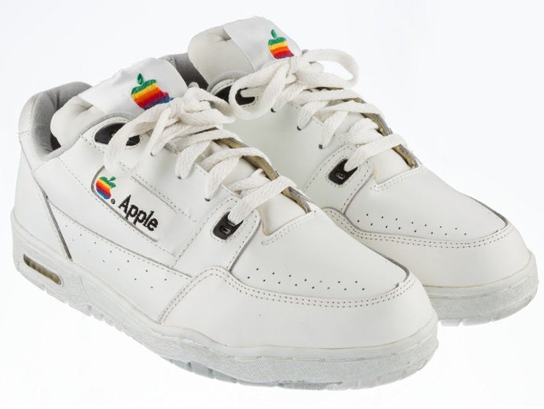 These Apple Sneakers Are Worth $30,000!