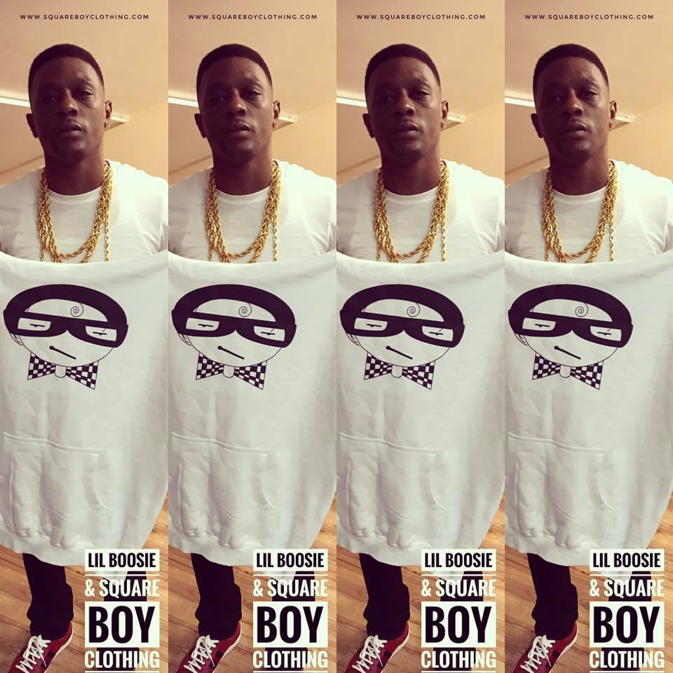 Lil Bossie Bad Ass and Square Boy Clothing