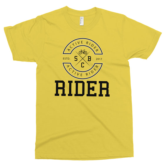 Active Rider Cycling T Shirt - Square Boy Clothing