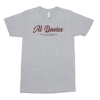 Al Davies T-SHIRT - Square Boy Clothing