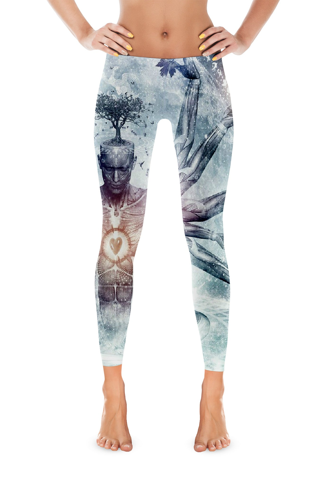Cosmic Legging - Square Boy Clothing