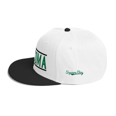 Tacoma Line Snap-Back - Square Boy Clothing
