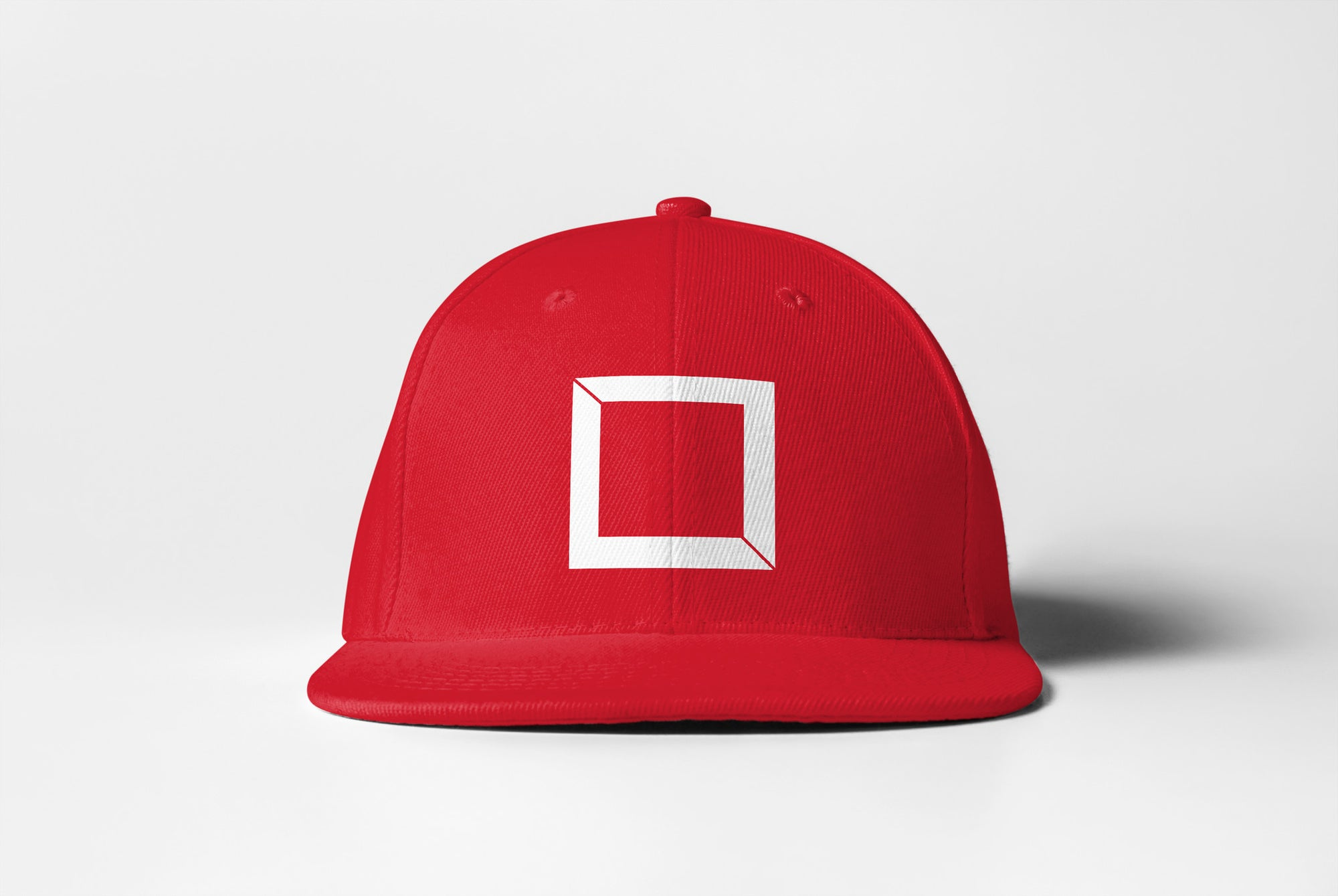 L7 Snap Back Hat Square Boy Clothing