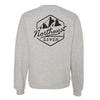 Northwest Livin Sweatshirt Crew Neck Sweatshirt - Square Boy Clothing